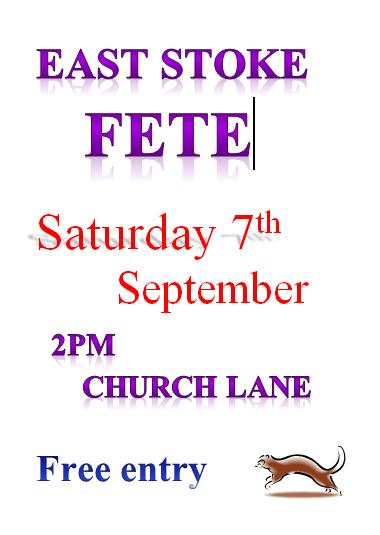 East Stoke Village Fete
